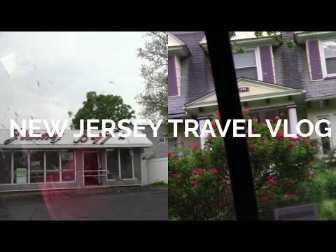 TRAVEL WITH ME| NEW JERSEY TRAVEL VLOG| Kylah Mason