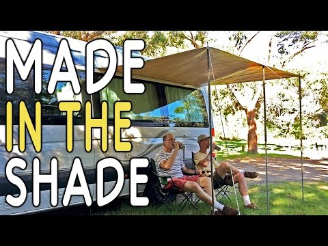 Diy Van Awning For Under 50 Check It Out Doovi