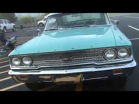 1963 1 2 ford 500 galaxie xl youtube. Black Bedroom Furniture Sets. Home Design Ideas