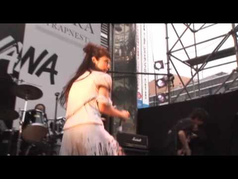 Olivia inspi' Reira NANA Special Street Live @ Shinjuku Station Square