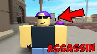 PLAYING WITH PRISMAN! (Roblox Assassin)