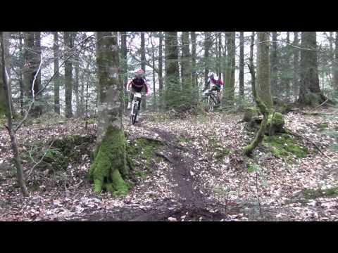 VTT - XC D'ECOUVES 2013 - LA COURSE