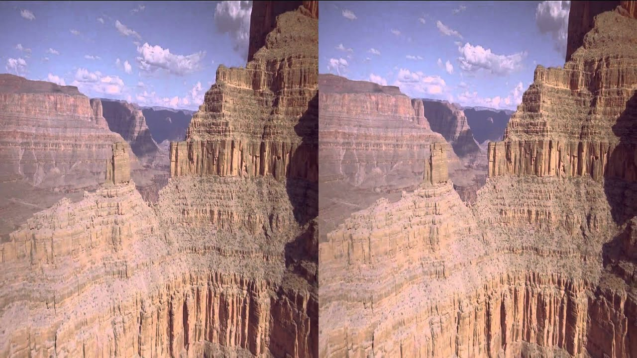 3d tv grand canyon adventure 3d trailer in stereoscopic 3d 1080p