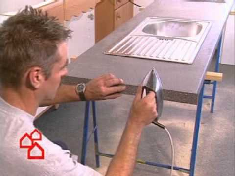 Resopal Premium Küchenarbeitsplatte (Cerasum Mare, Max