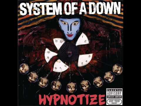 System Of A Down - Tentative Backing Vocals (Daron)