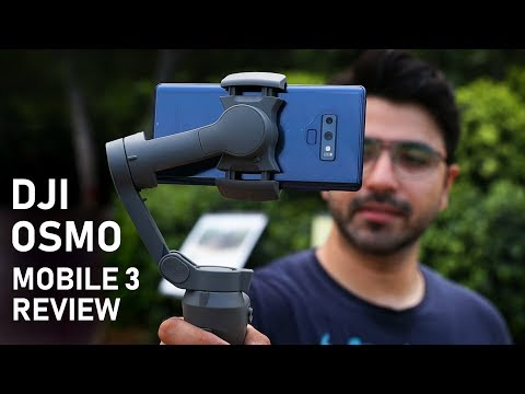 Cinematic Mobile Videos: DJI Osmo Mobile 3 Review