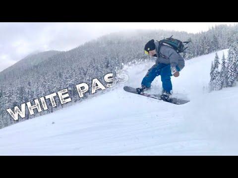 WHITE PASS   A Mountain to Ourselves