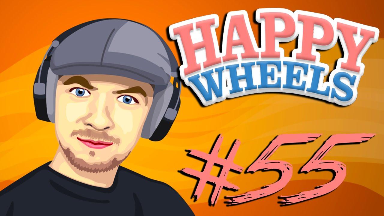 More like suckfall steve happy wheels part 55 - Let s play happy wheels ...
