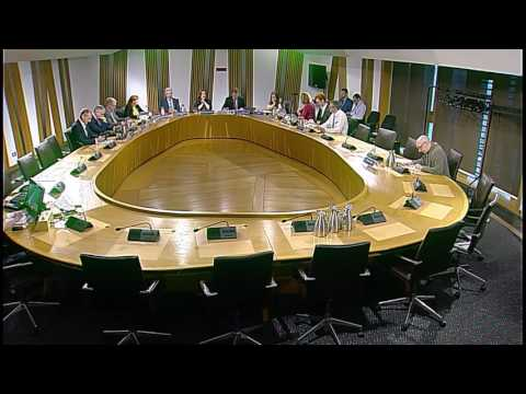 European and External Relations Committee - Scottish Parliament: 8th September 2016
