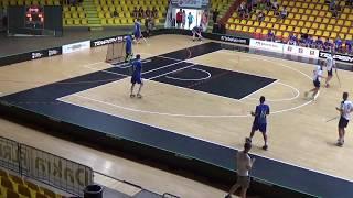 24. 8. 2018 Slovak Floorball Cup 2018 - piatok play off 18:30 - 21:30