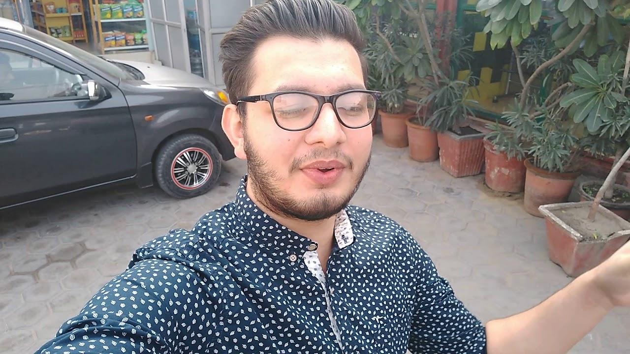 My first VLOG Manish Sharma - YouTube