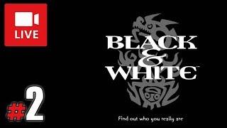"""[Archiwum] Live - Black & White! (1) - [2/3] - """"Nasz pierwszy chowaniec"""""""