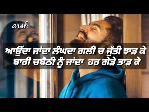 ਸੋਹਣਾ-ਮੁੰਡਾ🧑||-latest-punajbi-song-218||-whatsapp-status
