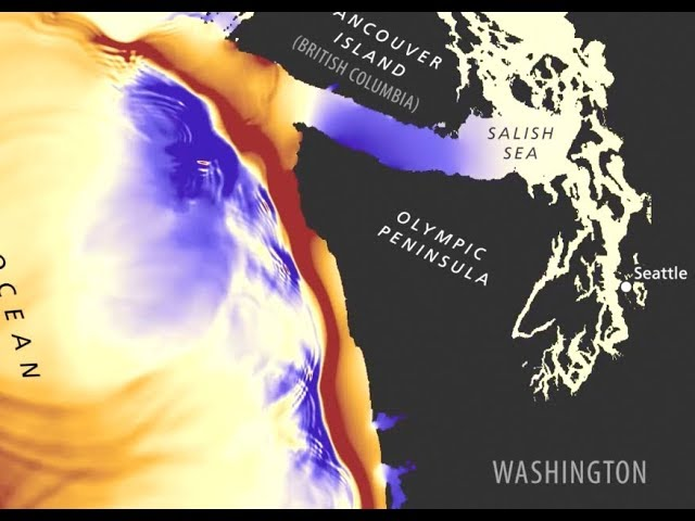 Tsunami Model Cascadia, Galactic News, 45k Yrs Ago | S0 News Aug.19.2019