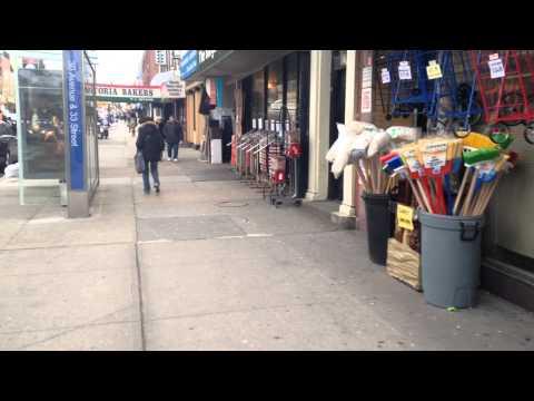 Walking in Astoria NYC - 2