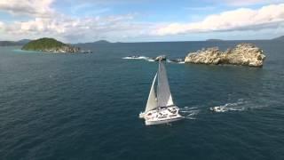 Paradigm Shift 50' Sailing Catamaran