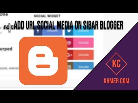 How to start a blog for Apply Adsense khmer Part5 - How to make money on blogger khmer