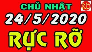 Tử Vi Ngày 24/5/2020 Con Giáp Phúc Lộc Vô Biên,Tiền Bạc Hanh Thông Rực Rỡ