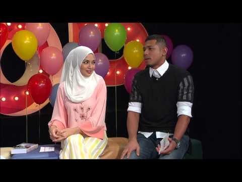 MeleTOP - Cabaran Sambal Belacan Nora Danish, Adi Putra, Betty Rahmad, Jue Aziz Ep132 [12.5.2015]