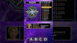 Who Wants to be a Millionaire: 2nd Edition (NDS Gameplay)