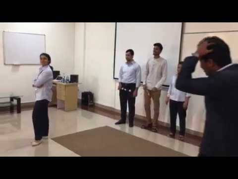 Creative proposal by MBA students oF GKVK, UAS