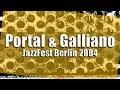 Michel Portal & Richard Galliano - JazzFest Berlin 2004