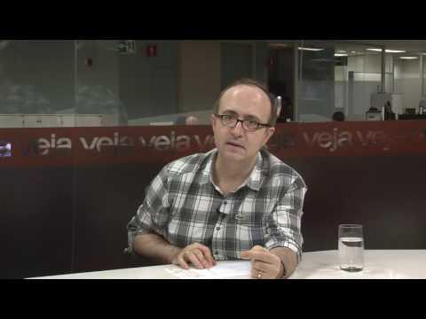 """Reinaldo Azevedo: """"Estou 100% certo"""""""
