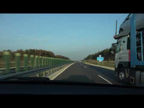 M86 (M85) autóút Szombathely - M1autópálya közötti szakasz