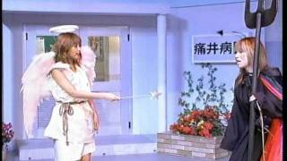 Yossie and Rika battle each other on Hello! Morning :3 I love every...