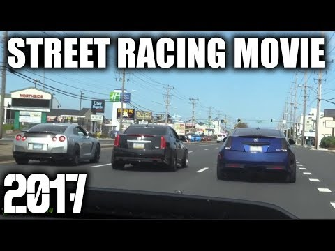 Street Racing MEGA MIX Movie 2017 - Every Single Race This Year