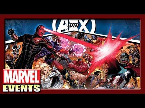 Avengers vs X-Men Ep.1 : ปฐมบทวิหคเพลิง ผลาญจักรวาล!! [Marvel Events]