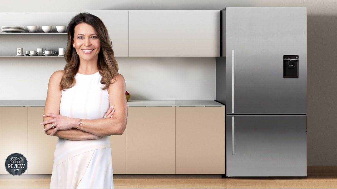 Sofie Explores The Fisher Paykel