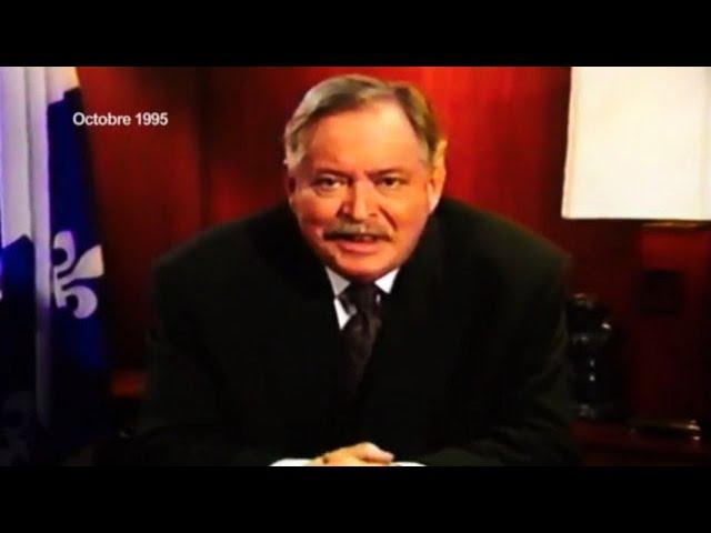 Jacques Parizeau - 1995 Referendum