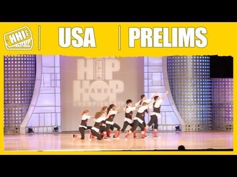 Beatkillaz - Chandler AZ (Varsity) @HHI's 2013 USA Hip Hop Dance Championship