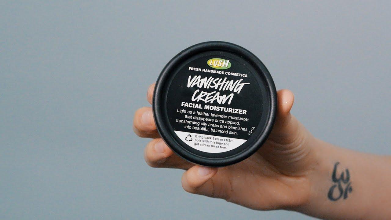 best lush face cream