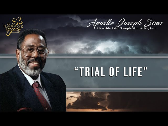 Audio Sermon - Trial of Life - Romans 8:6-7