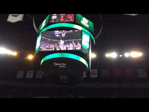 Norwalk Ohio Truckers 2014 Half Time Video Div 2 State Final Basketball