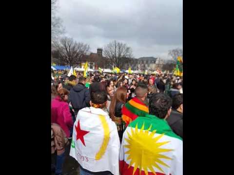Newroz Hannover Germany 2016