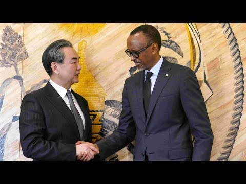 China's FM In Rwanda To Boost Relations Between The Two Countries