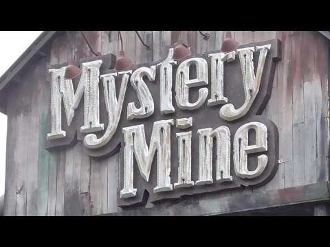 Mystery Mine Review HD Dollywood Roller Coaster Gerstlauer Euro-Fighter