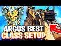 BEST ARGUS CLASS SETUP.. (ARGUS DLC WEAPON!) - COD BO4