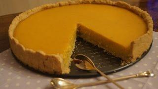 #13 Как приготовить американский тыквенный пирог с корицей
