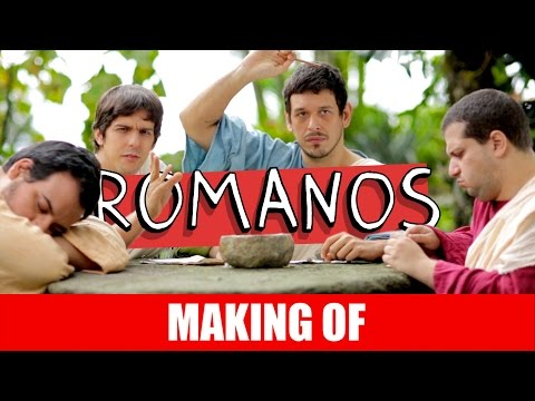 Making Of – Romanos