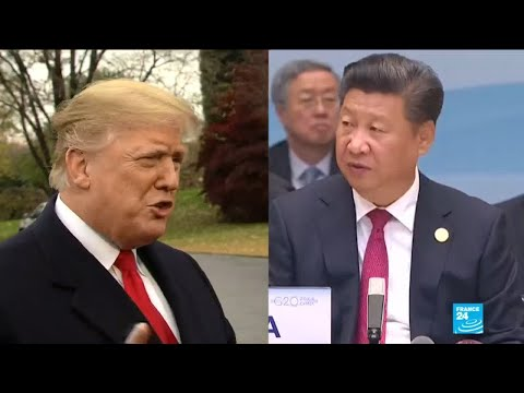 President Trump to meet China's President Xi Jinping during G20