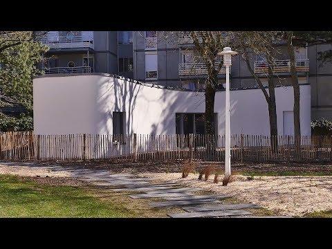 YHNOVA - une maison construite par un robot imprimante 3D à Nantes
