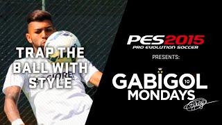 Gabigol Mondays или как делать финты в PES 2015 - первое видео