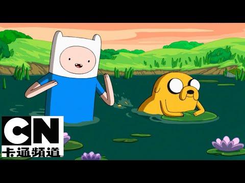探險活寶 | 青蛙季節:春 | 卡通頻道