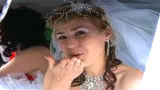 Клип-поздравление дочери с 10-ти летием свадьбы