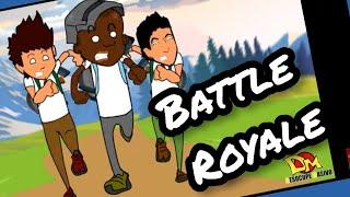 BATTLE ROYAL Nuevo cap