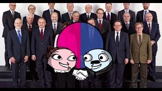 Euroballs: Breaking the glass ceiling